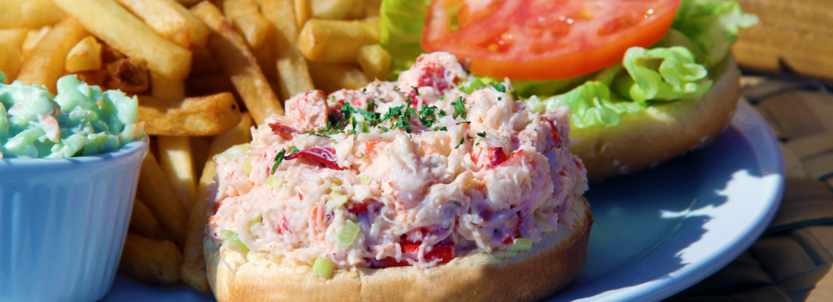 Budley's Lobster Roll